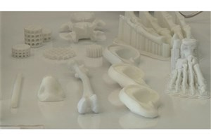 Khomeyni Shahr IAU Researchers Produce 3D Printed Nanostructured Scaffolds