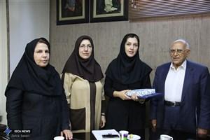 جلسه تودیع و معارفه معاون آموزشی دانشکده پزشکی دانشگاه آزاد برگزار شد