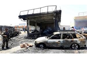 لرزش جلال آباد روی گسل داعش