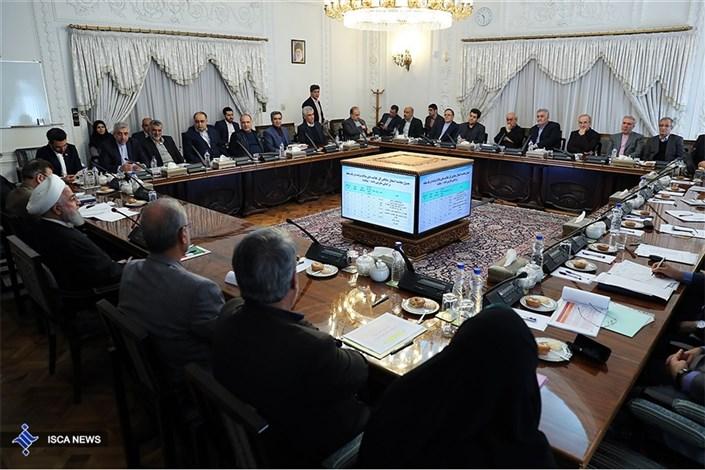 در جلسه شورای عالی فضای مجازی به ریاست روحانی؛ کلیات طرح نظام رسانههای نوین کشور بررسی شد