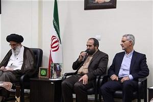 بسیج اساتید دانشگاه آزاد اسلامی از اساتید انقلابی حمایت می کند