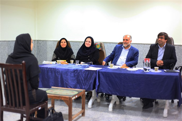 مصاحبه دکتری کرمان
