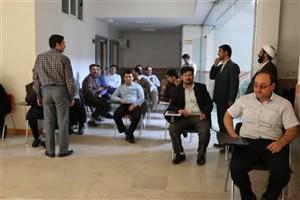 پایان دوره کارگاه آموزشی تفسیر سوره نور در دانشگاه آزاد اسلامی واحد اردبیل