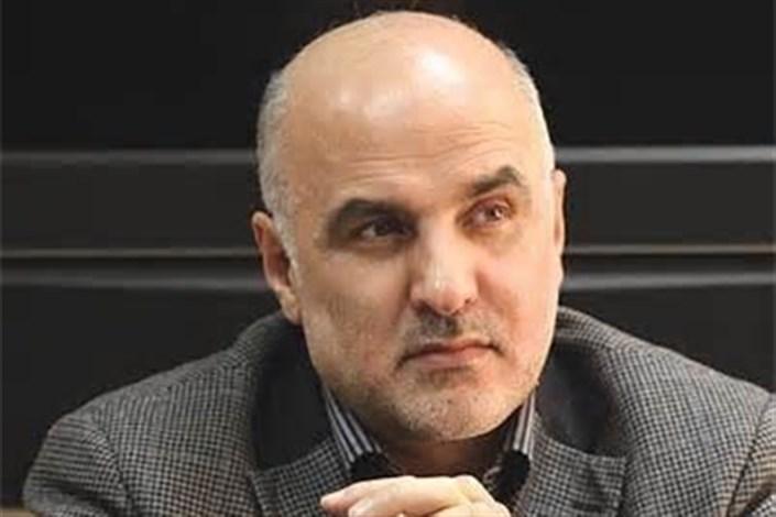 صادقی  رئیس سازمان صنعت، معدن و تجارت استان تهران