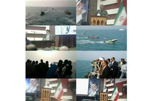دومین یادواره شهدای خلیج فارس و افشای حقوق بشر آمریکایی برگزار شد