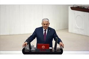 یلدریم رئیس پارلمان ترکیه شد