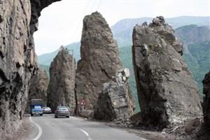 چالش  گازرسانی به روستاهای جاده چالوس