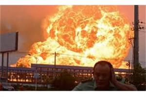19 کشته در انفجار کارخانه تولید محصولات شیمیایی در چین