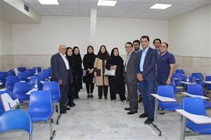 اولین دوره آزمون دستیاری  داخلی در دانشگاه علوم پزشکی آزاد اسلامی تهران برگزار شد