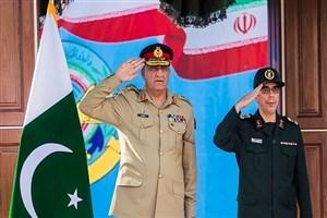 رئیس ستادکل نیروهای مسلح وارد پاکستان شد