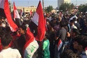 تداوم اعتراضات مردمی در جنوب عراق