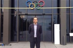 عضویت یک ایرانی در کمیته فارغ التحصیلان فیفا مستر