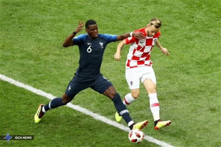 فرانسه کرواسی