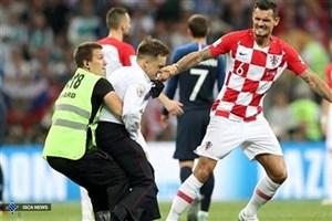 جیمی جامپها، فینال جام جهانی را به هم ریختند