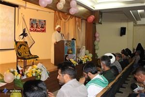 همایش « ثمین عفاف » در دانشگاه آزاد اسلامی واحد بیضا برگزار شد