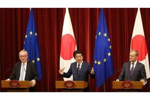 واکنش ژاپن و اتحادیه اروپا به سیاست های ترامپ