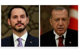 قدرت داماد اردوغان افزایش می یابد