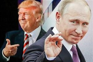 """""""ترامپ"""" در جیب"""" پوتین"""""""