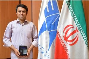ساخت دستگاه کارتخوان ایمن در دانشگاه آزاد اسلامی خمینیشهر
