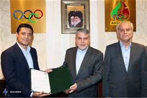 تجلیل کمیته ملی المپیک از داوران ایران در جام جهانی