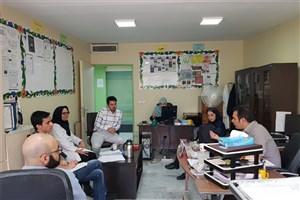 برنامهریزی اهداف شورای راهبردی شبکه همکار دانشگاه علوم پزشکی آزاد اسلامی تهران