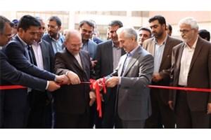 پروژه های عمرانی دانشگاه شهید بهشتی  به بهره برداری رسید
