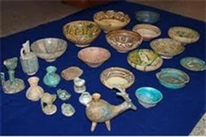 کشف و ضبط اشیای قدیمی در مازندران