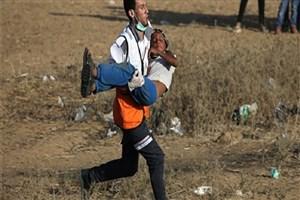 هفدهمین جمعه راهپیمایی بازگشت در غزه