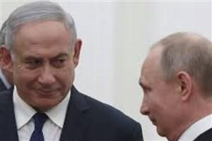 تماس تلفنی «پوتین» و «نتانیاهو»