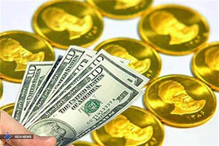 ایسکانیوز گزارش میدهد؛ سکه در گرانی میتازد/ یورو و دلار بازهم گران شد+جدول