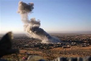 حمله آمریکا به غیرنظامیان سوریه