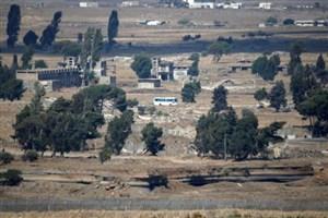 پیشروی های ارتش سوریه به سمت بلندی های جولان