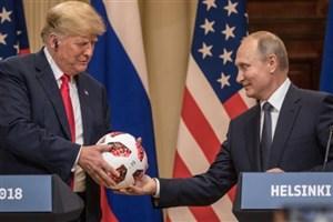جنجال آفرینی توپ اهدایی پوتین به ترامپ