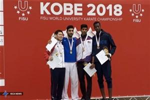 تبریک کمیته ملی المپیک به تیم ملی کاراته دانشجویان