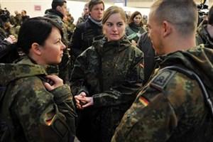 استخدام نیروی خارجی در ارتش آلمان
