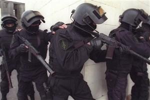 بازداشت باند قاچاق اسلحه در روسیه