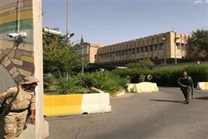 حمله تروریستی به استانداری «اربیل»
