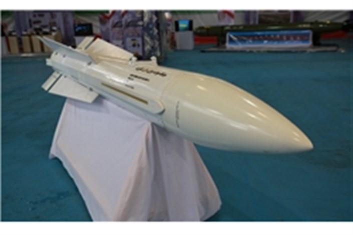 خط تولید موشک هوا به هوای فکور افتتاح شد