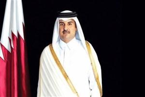 دعوت ترزا می از امیر قطر