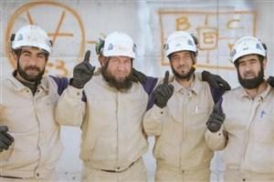 واکنش سوریه نسبت به انتقال کلاه سفیدها
