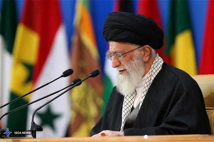 ششمین کنفرانس بین المللی حمایت از انتفاضه فلسطین با حضور مقام معظم رهبری