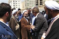 مراسم تودیع و معارفه مسئول نهاد رهبری دانشگاه آزاد استان تهران