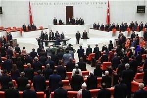 تصویب قانون جدید «ضدتروریسم» در ترکیه