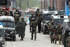 کشته شدن دو مبارز کشمیری توسط نظامیان هند