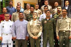 هیاتهای ورزشی آجا بازوان پرتوان ارتش ایران هستند
