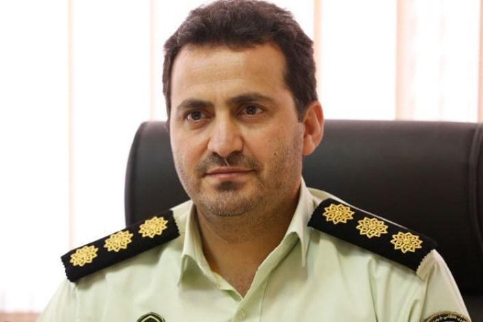 سرهنگ محمد رضا اکبری
