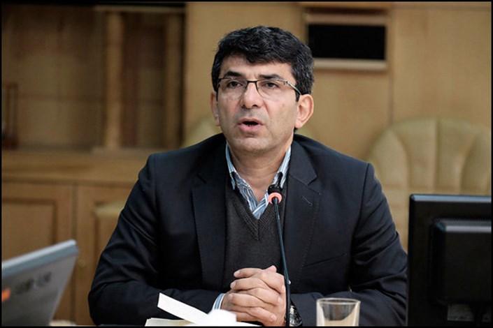 محمد شکرچی زاده رئیس مرکز تحقیقات راه، مسکن و شهرسازی