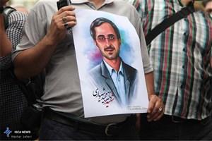 تجمع اعتراضی دانشجویان در دانشگاه شهید بهشتی