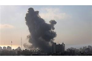 شهادت دوفلسطینی در حمله رژیم صهیونیستی به غزه