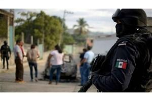 5 کشته در حمله مسلحانه مکزیک
